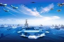中国在大连和上海同时造两艘航母?国防部回应