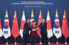 中日韩重启自贸区谈判挑战何在