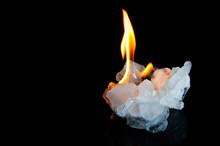 我国将于2017年开展海域可燃冰开采试验