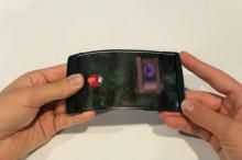全球首款全息显示柔性手机面世