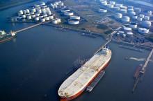 舟山或建国家级海上加油中心