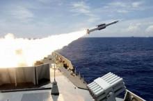 海军三大舰队在东海举行实兵实弹对抗演习