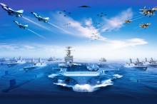 """国防部:首艘国产航母""""有颜值更有气质"""""""