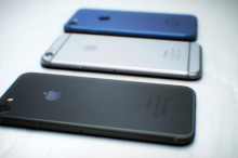 原来你是这样的iphone7~