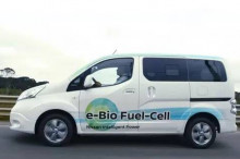 日产公司推出世界首款固态氧化物燃料电池车