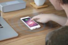 隔着5厘米桌板,iPhone如何实现无线充电?