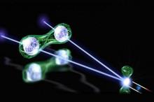 我国学者首次在城市光纤网络中实现量子隐形传态