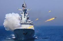 中俄海军南海联合军事演习12日起举行