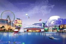 中国的主题公园规模在2020年将成为全球第一