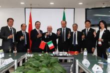 中国足协与意大利足协签署合作协议