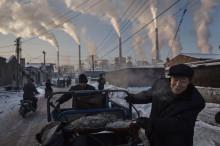 韩环境部将雾霾归咎中国