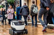 机器人在美国都开始送外卖了