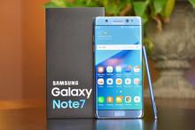 韩国监管机构确认三星Note7过热与电池有关