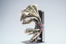 移动支付业务笔数首次超越互联网支付