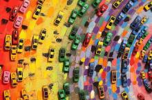 英特尔:无人驾驶市场规模将达7万亿美元